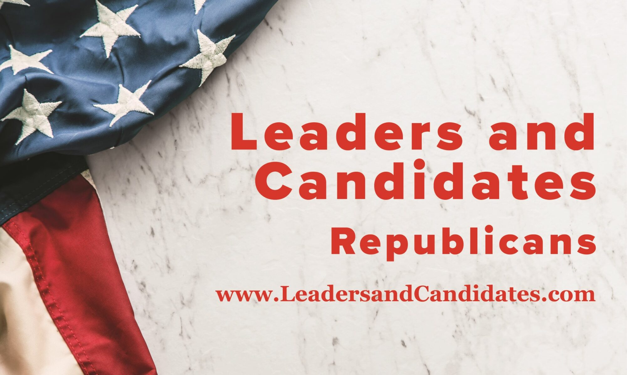 Leaders and Candidates